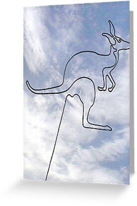 Kangaroo by Philip Mitchell Graham
