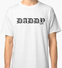 LiL Peep DADDY Tattoo Classic T-Shirt