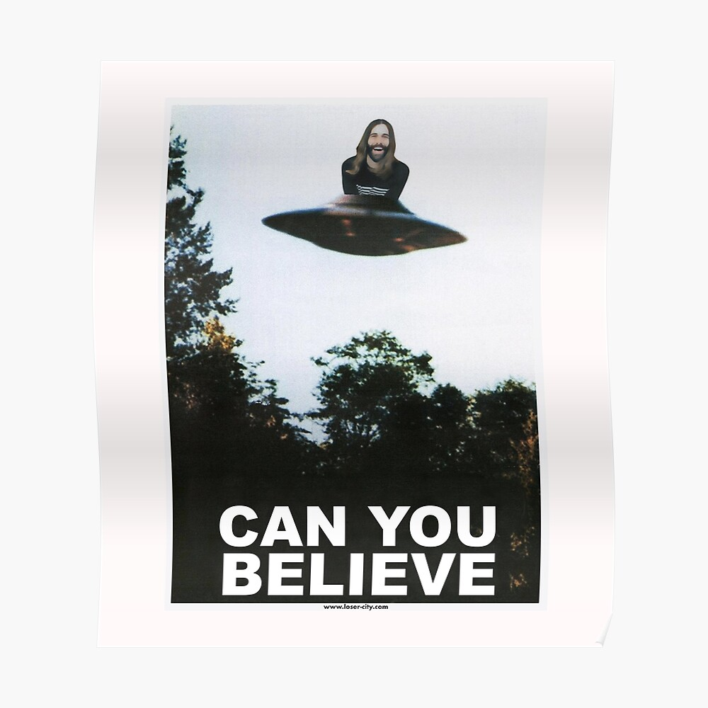 Kannst du das glauben? Poster