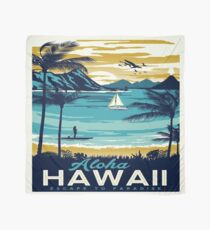 Pañuelo Cartel vintage - Hawaii
