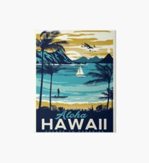 Vintage poster - Hawaii Art Board