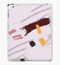Dust pink dynamic iPad Case/Skin
