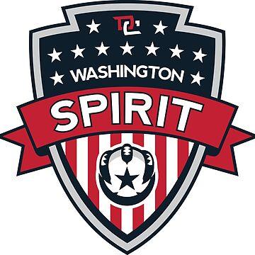 washington spirit fc by mutualbrady