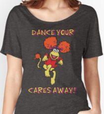 Fraggle Rock Fraggles 80s Muppets Women's Relaxed Fit T-Shirt