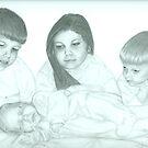 Sweet Babies by SusanEWard
