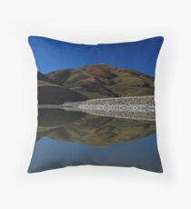 Opuha Reflections Throw Pillow