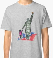 WE SHOULD CARE - STATUE OF LIBERTY - KEEP FAMILIES TOGETHER Classic T-Shirt