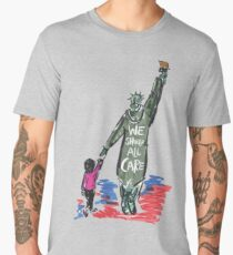 WE SHOULD CARE - STATUE OF LIBERTY - KEEP FAMILIES TOGETHER Men's Premium T-Shirt