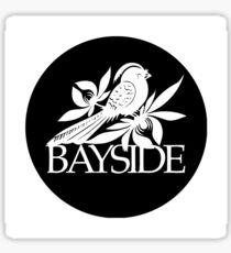 Bayside Logo Sticker