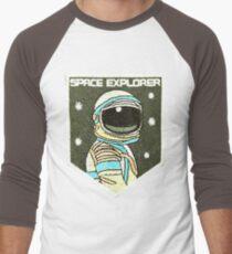 space explorer Men's Baseball ¾ T-Shirt