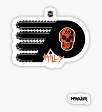 Philly Freaks  Sticker