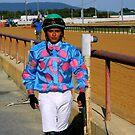 Winning Jockey in the First Race        ^ by ctheworld