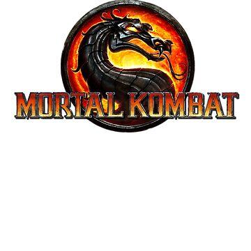 Mortal Kombat's T-shirt by Rosy39