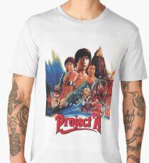 Jackie Chan - Project A Men's Premium T-Shirt