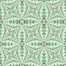In Bloom Pattern by -Fractalicious-