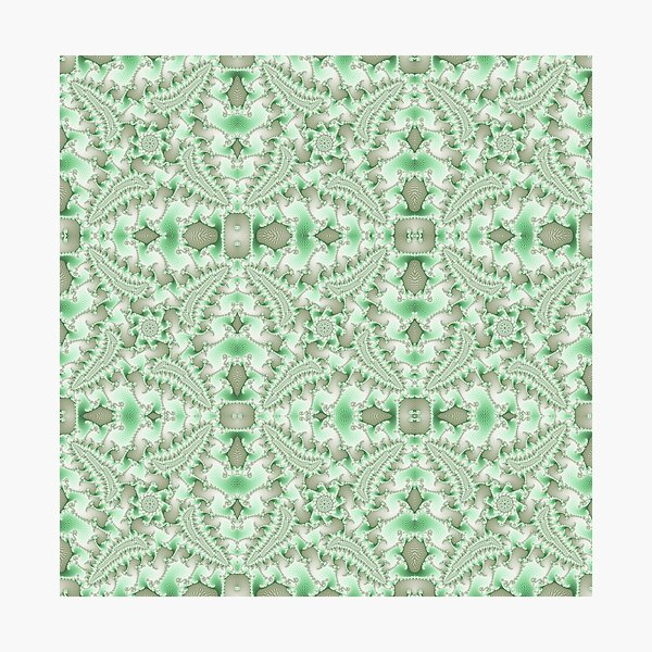In Bloom Pattern Photographic Print