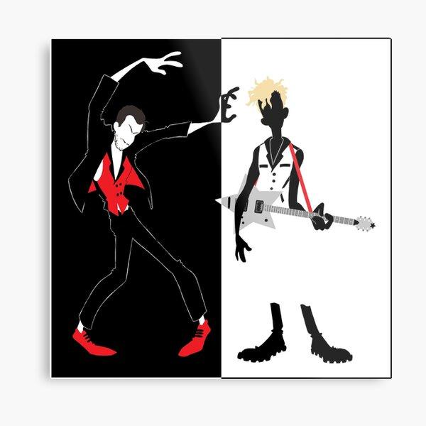 Modo Depeche Lámina metálica
