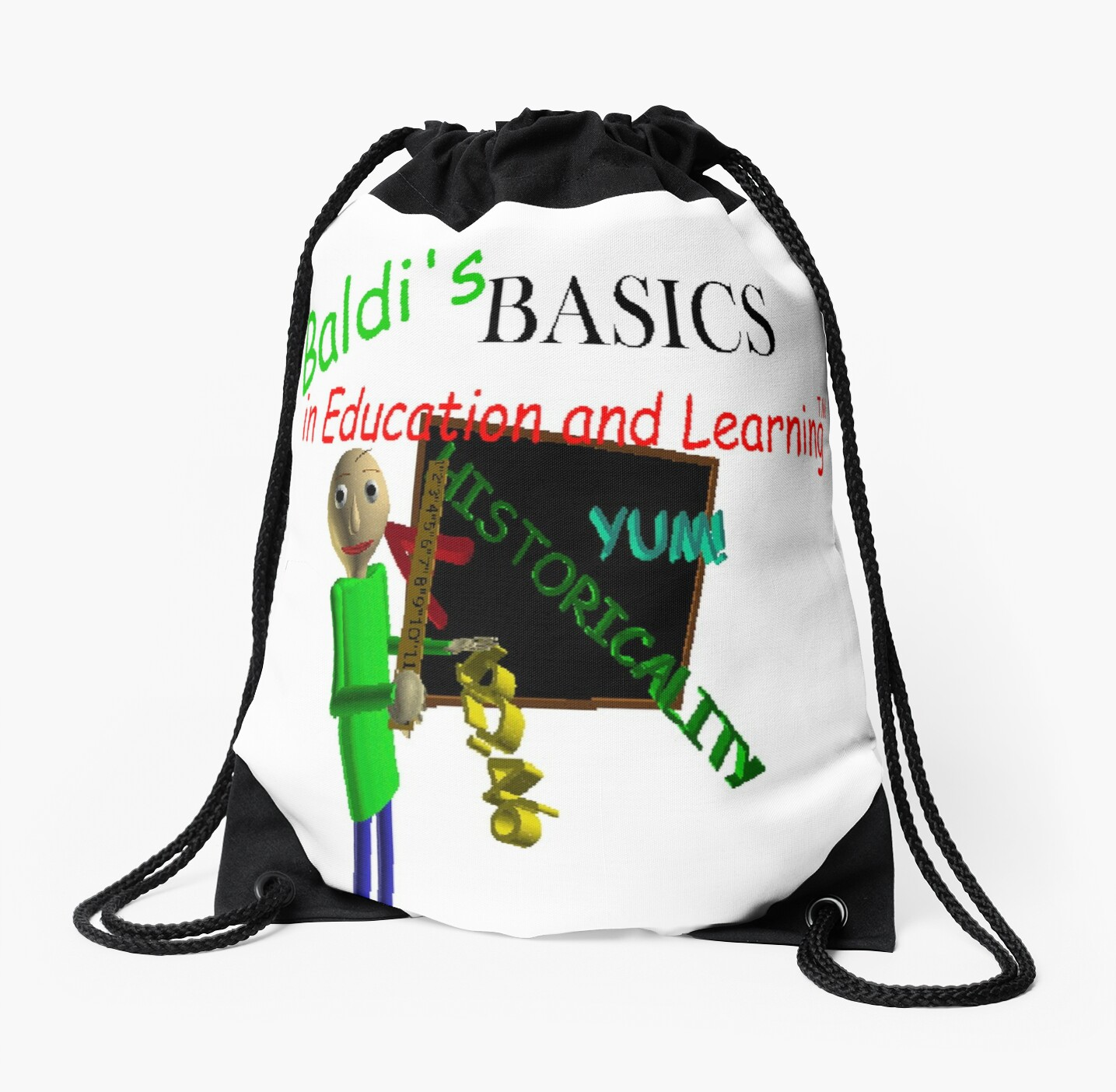 Baldi's Basics in Education and Learning by ImmortalFoxy
