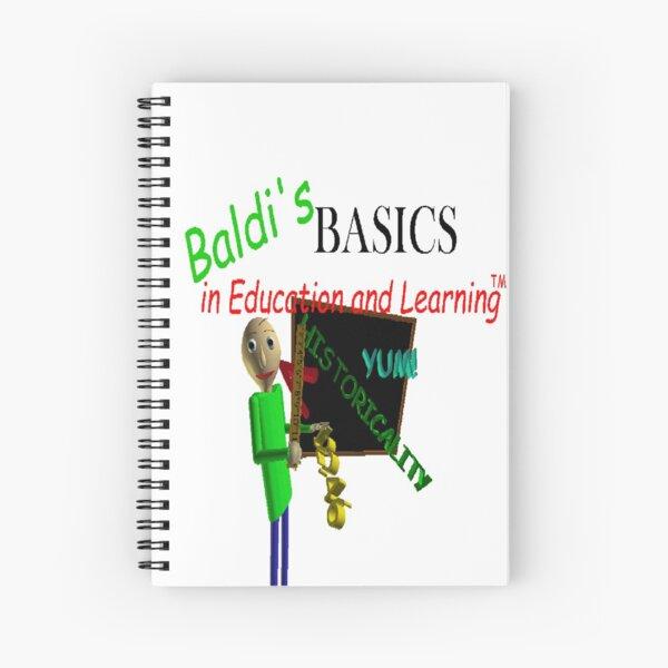 Los fundamentos de Baldi en educación y aprendizaje Cuaderno de espiral