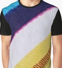 YELLOW RAINBOW Graphic T-Shirt
