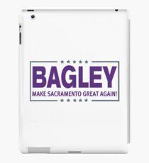 Bagley - MSGA!!! iPad Case/Skin