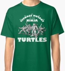 Heroes in Green Classic T-Shirt