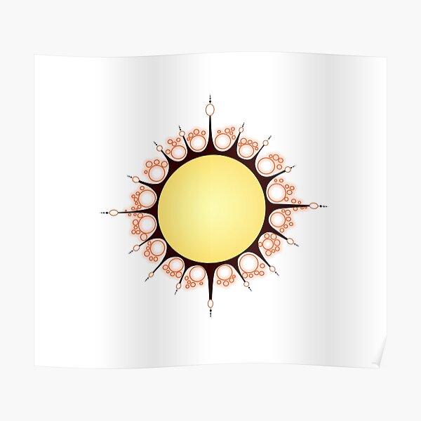 SPACE: 1999 GUARDIAN OF PIRI PORTAL ORIGINAL COLOR Poster