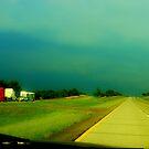 ROAD TRIP - Oklahoma by Christine Elise McCarthy