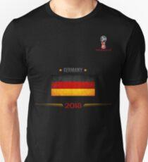 Germany soccer jersey | FIFA 2018 Unisex T-Shirt