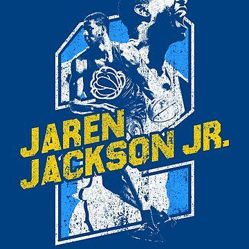 Jaren Jackson Jr. by huckblade