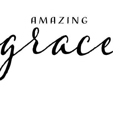 amazing grace by jelantzy