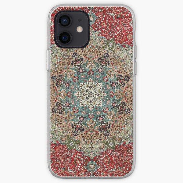 Vintage Antique Persian Carpet Print iPhone Soft Case