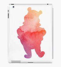 Watercolor Pooh iPad Case/Skin