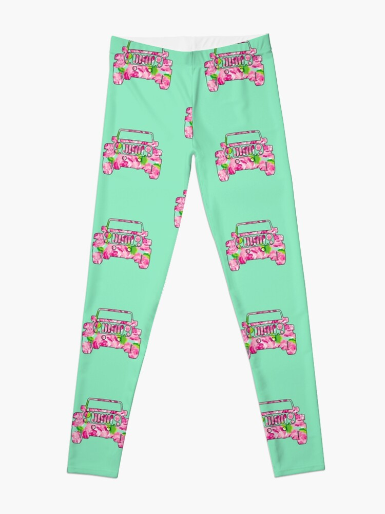 8bf9d23c96439 Floral Lily Pastel Girly Girl Jeep