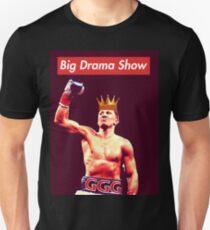 gennady golovkin Triple G GGG Big Drama Show Unisex T-Shirt