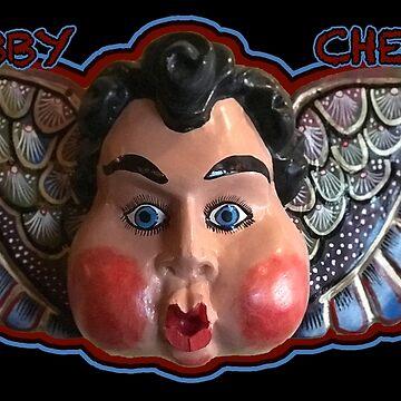 Chubby Cherub by BigRedCurlyGuy