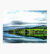 Yankee Lake 0 Photographic Print