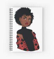 Ladybug 1 Spiral Notebook
