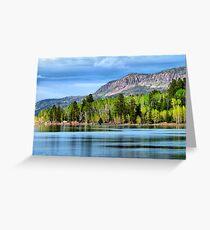 Yankee Lake 4 Greeting Card