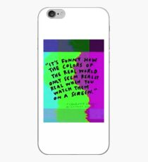 A Clockwork Orange Quote iPhone Case