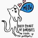 Dusty Prince of Darkness by Rose Sherman