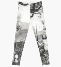 Between the roots and the branches Leggings