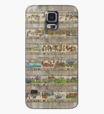 Funda/vinilo para Samsung Galaxy Toda la tapicería de Gabeaux - historia de Outlander