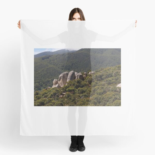 Rock Outcrop Mt Oberon Scarf