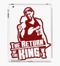 Return of the King iPad Case/Skin