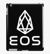 EOS Cryptocurrency Logo iPad Case/Skin