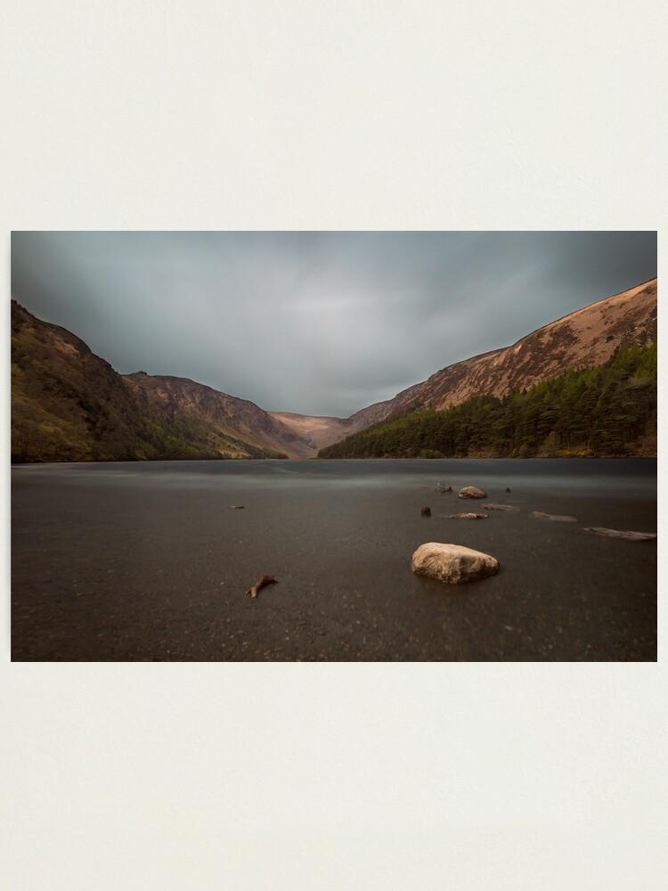 Alternate view of Glendalough Photographic Print