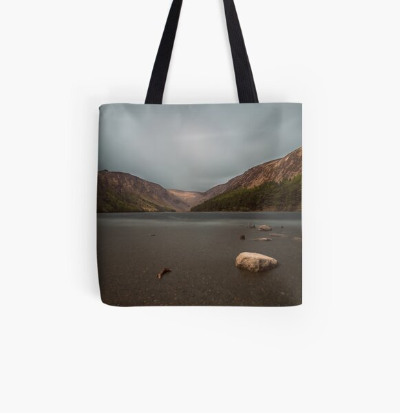 Glendalough All Over Print Tote Bag