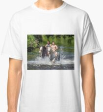 Gypsies at Appleby Horse Fair Classic T-Shirt