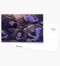 Sweet Dreams Postcards